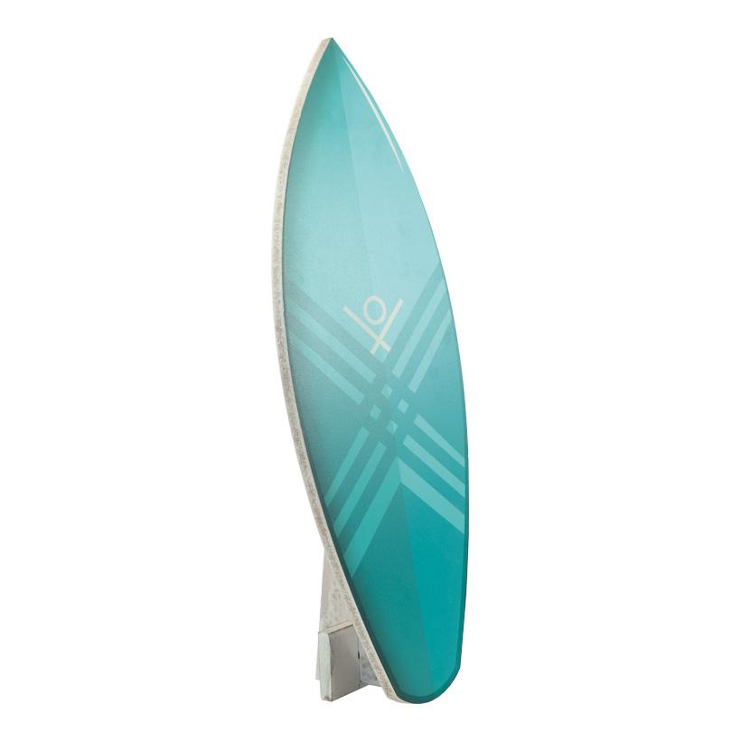 Surfbrett, 50x25x10cm mit einklappbarer Stütze