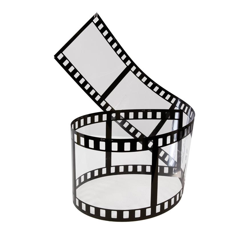 # Filmstreifen, 140x19cm, Kunststoff