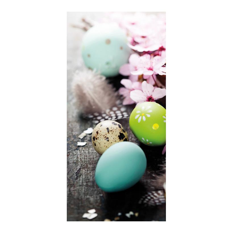 """# Motivdruck """"Soft Easter"""", 180x90cm Papier"""