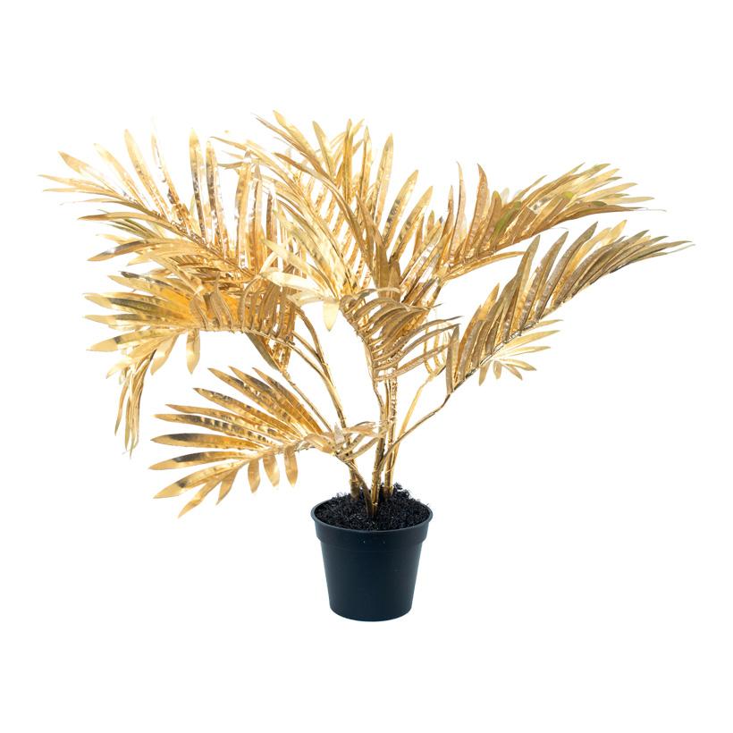 Palme, 50cm im Topf, künstlich