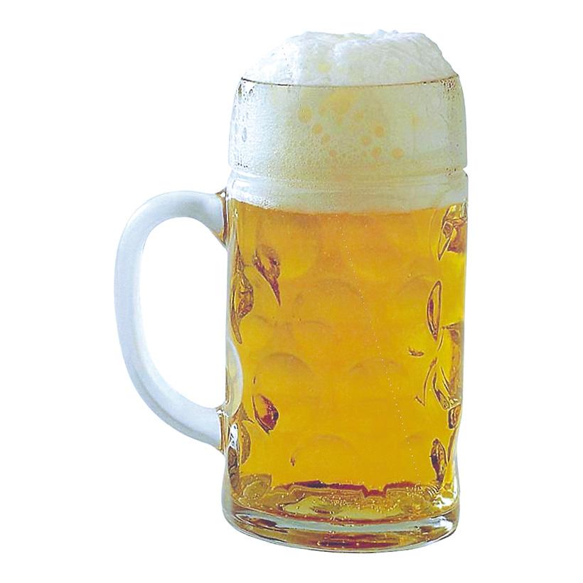 # Maß Bier, 40x28cm, Karton, doppelseitig bedruckt