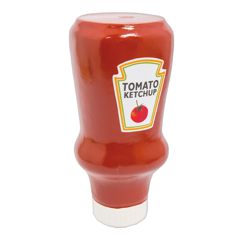 # Ketchup 35x16x16cm 3D, aus Styropor