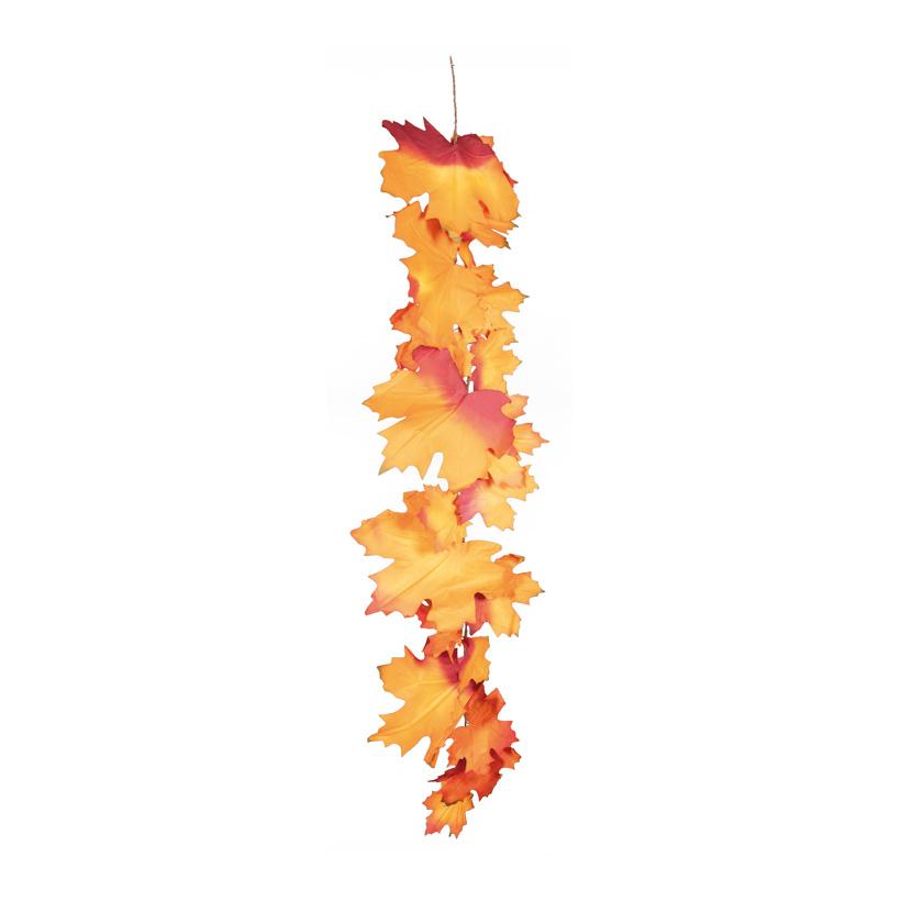 Ahornblattgirlande, 180cm, PVC