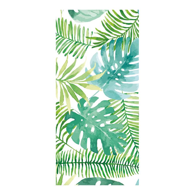 "# Motivdruck ""Dschungel"", 180x90cm Papier"