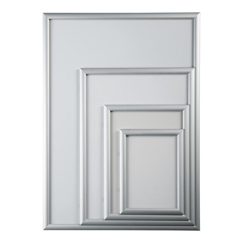 # A1 Klapprahmen, soppelseitig, 5x62x87cm 25mm Profil auf Gehrung, für innen