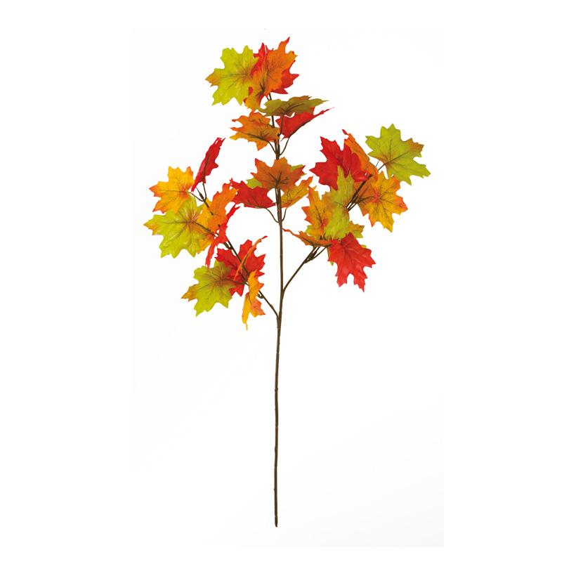 Ahornblattzweig, 66cm ca. 40 kleine Blätter