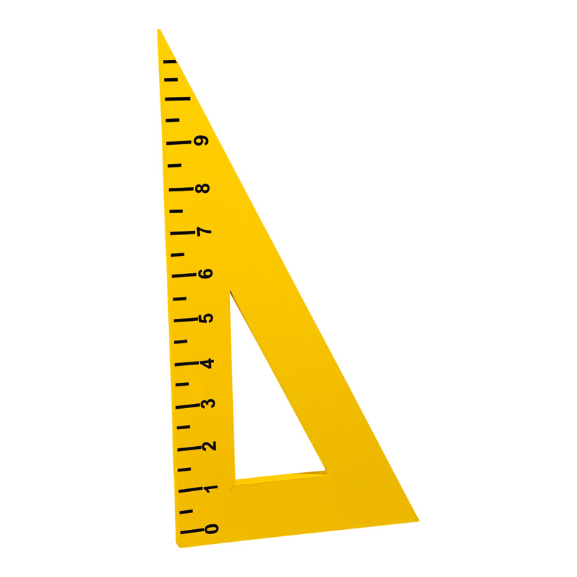 # Geodreieck, 60x30cm, Styrodur-wasserabweisend
