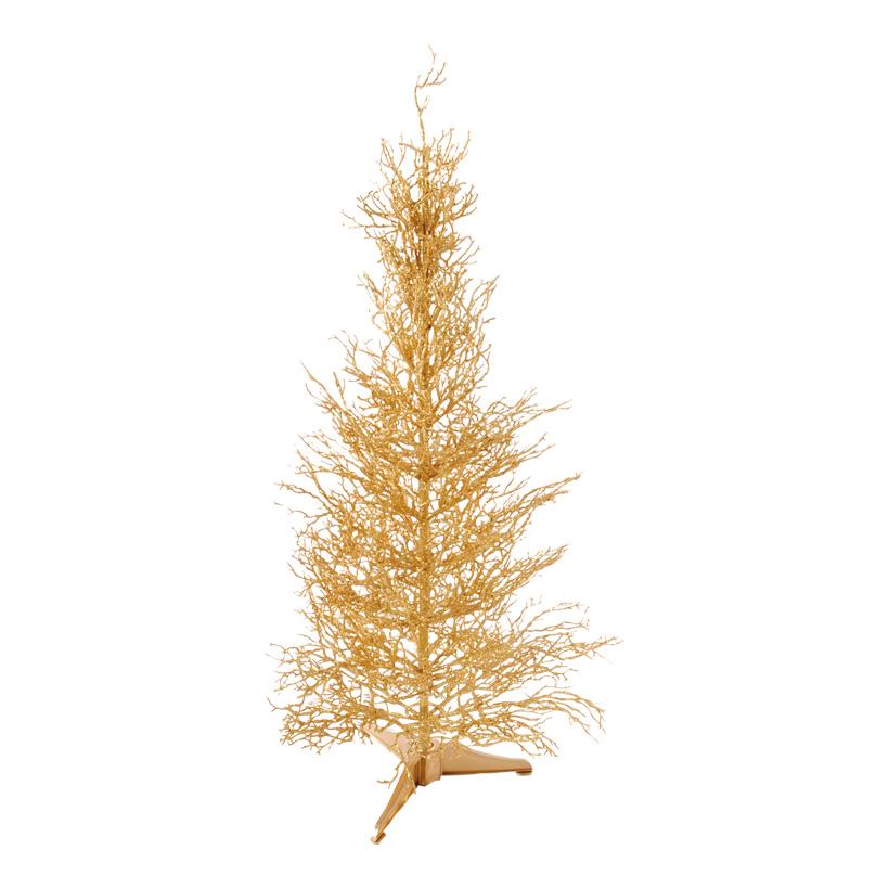 Korallenbaum, 90cm, Kunststoff, mit Glitter