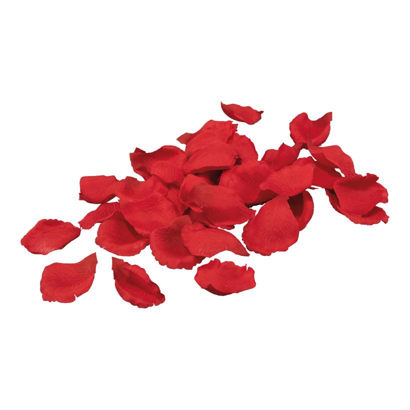 Rosenblütenblätter, Ø 5cm, 60Stck./Btl., Polyester