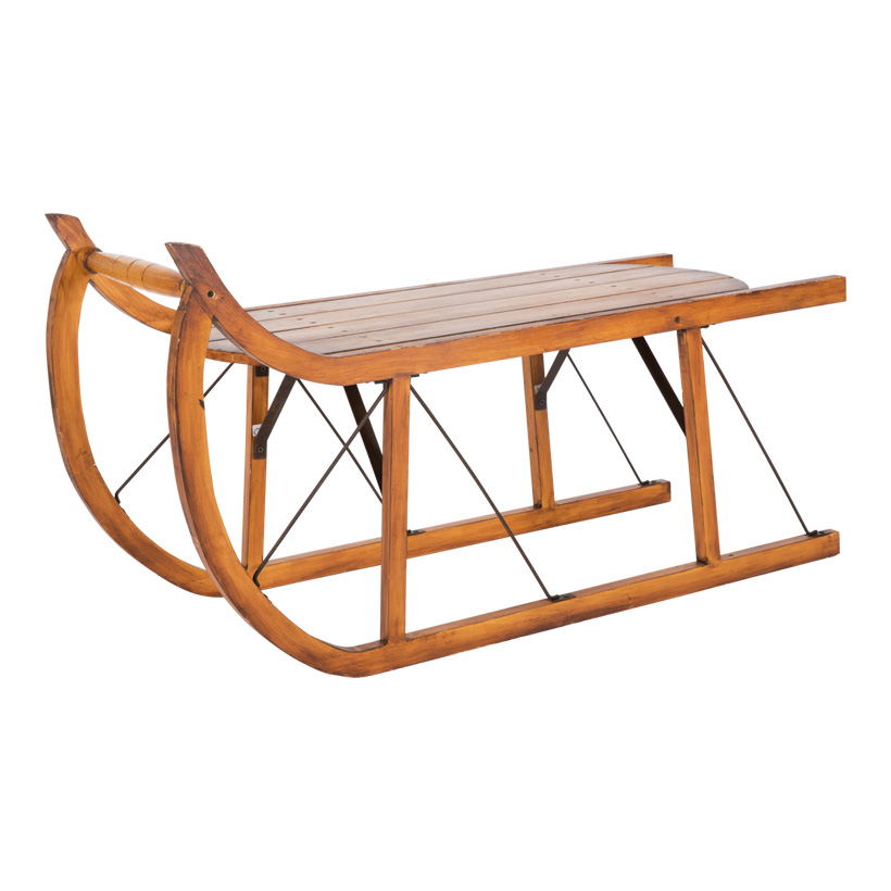 Holzschlitten, 100x42x55cm, schraubbar