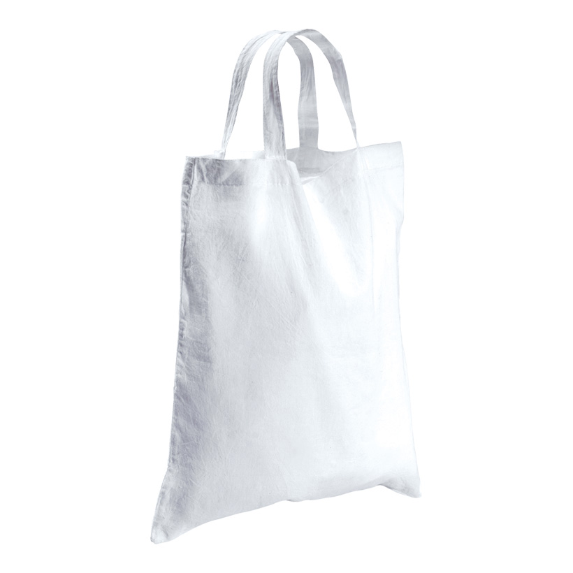 Einkaufstasche Baumwolle, 10 Stk./Pack