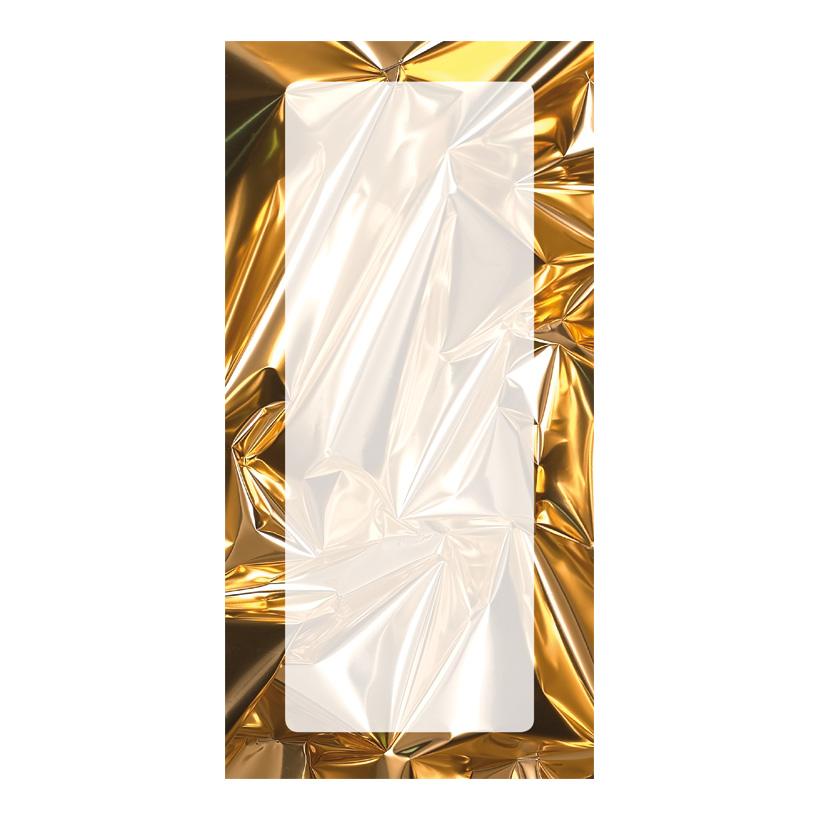 """# Motivdruck """"Folienrahmen"""", 180x90cm aus Papier"""