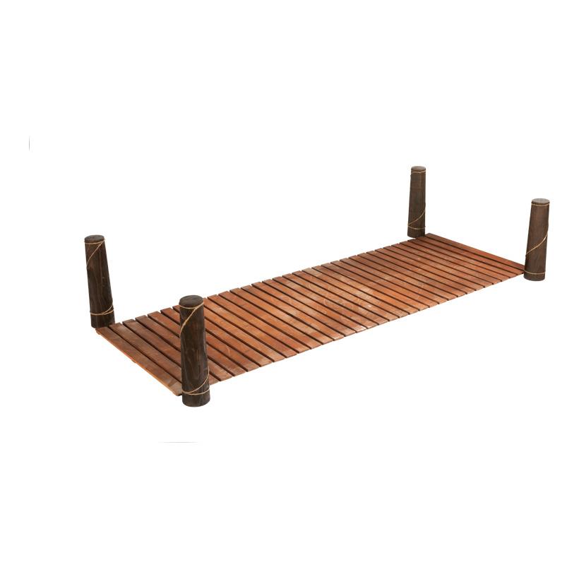 # Holzsteg, 200x70cm mehrteilig