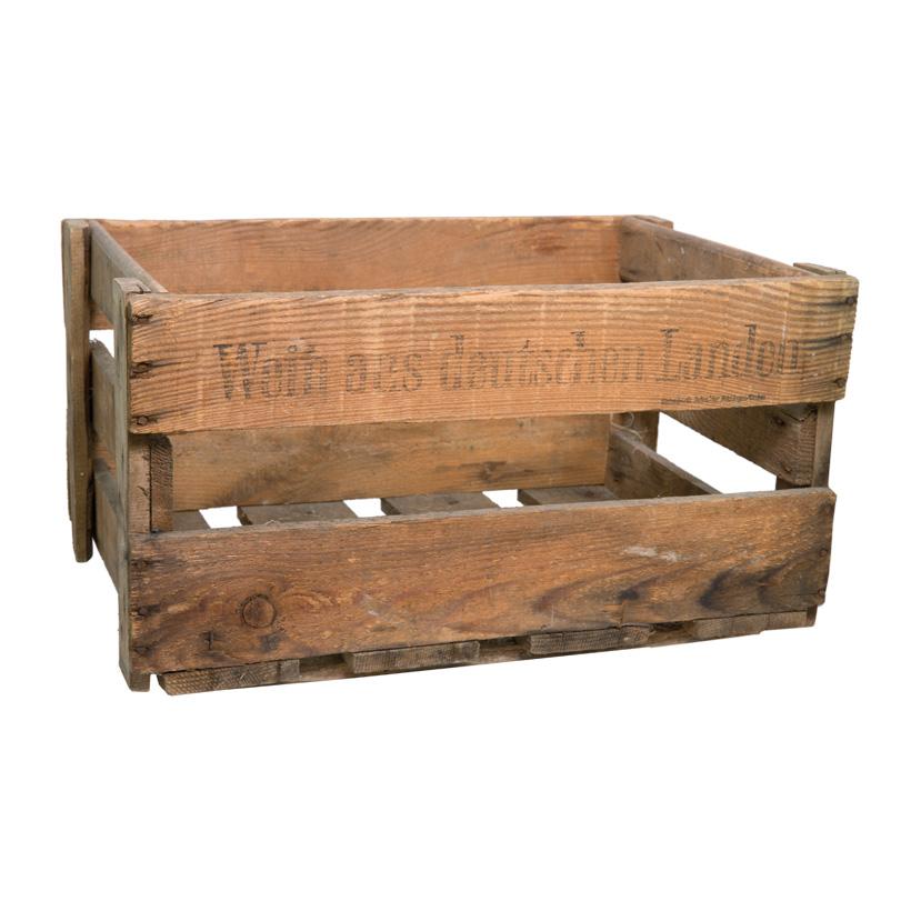 # Weinkiste, 30x45cm, Holz
