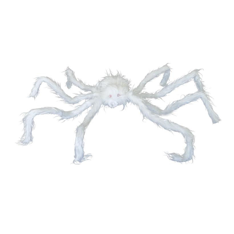 Spinne, Ø100cm selbststehend, aus Styropor & Kunstfell