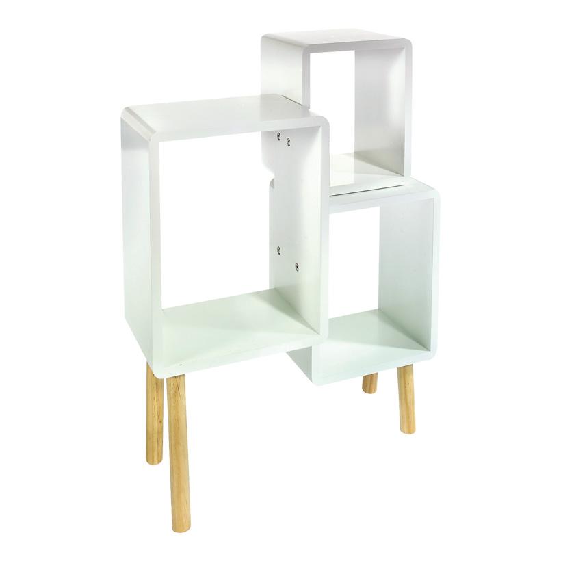 # Rahmenpräsenter max. 38x28x18 cm (H/B/T) Holz, 3-tlg. Satz