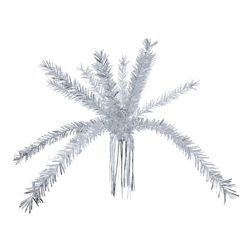 Palmschnittfontäne, Ø150cm, 130cm, Metallfolie