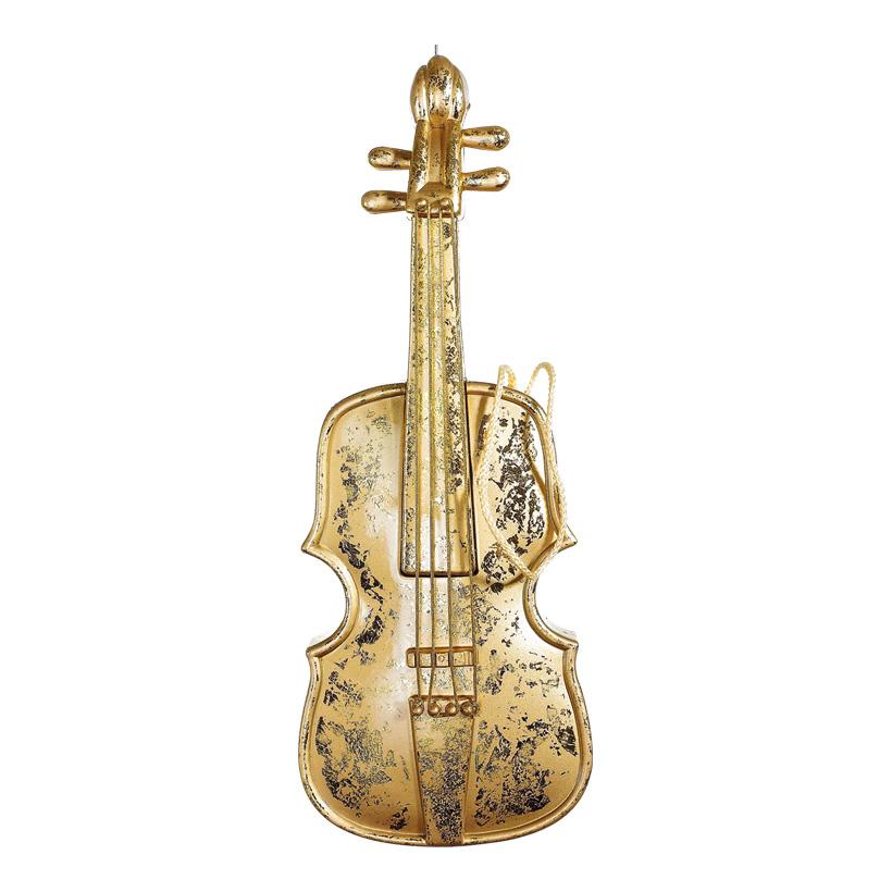 Geige aus Kunststoff, ca. 80x20cm