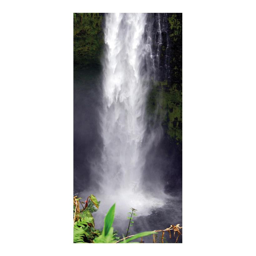 "# Motif imprimé ""Wasserfall"", 180x90cm Stoff"