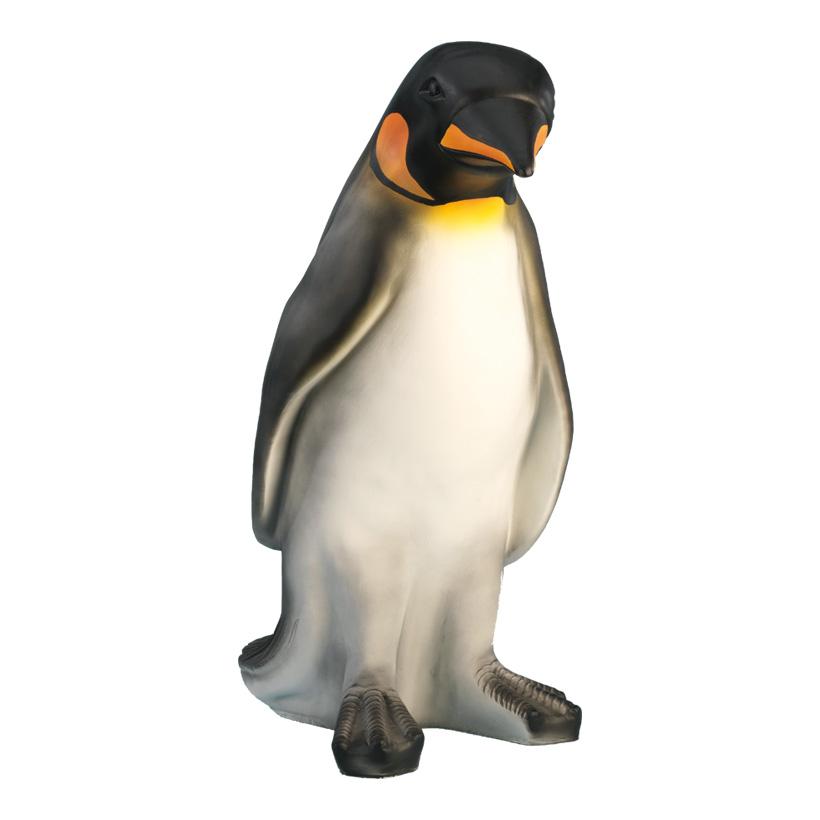 # Pinguin, 70x28x32cm, stehend, Kunstharz