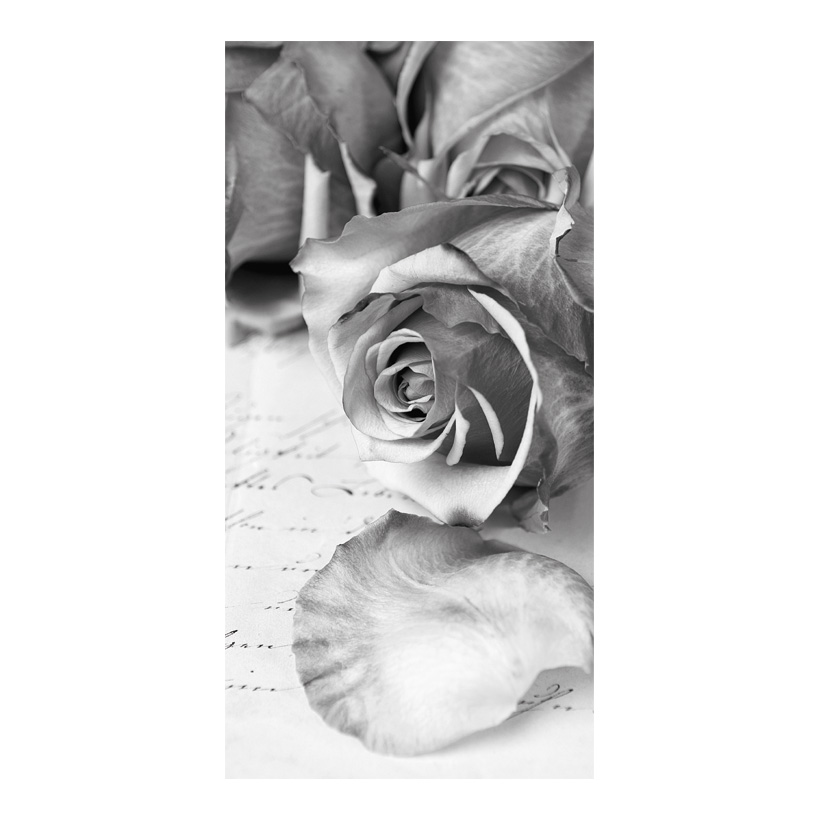 "# Motivdruck ""Romance"", 180x90cm Stoff"