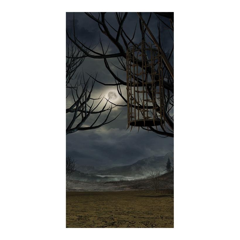 """# Motivdruck """"Mystic"""", 180x90cm Stoff"""