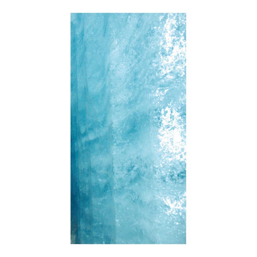 """# Motivdruck """"Eishöhle"""", 180x90cm Papier"""