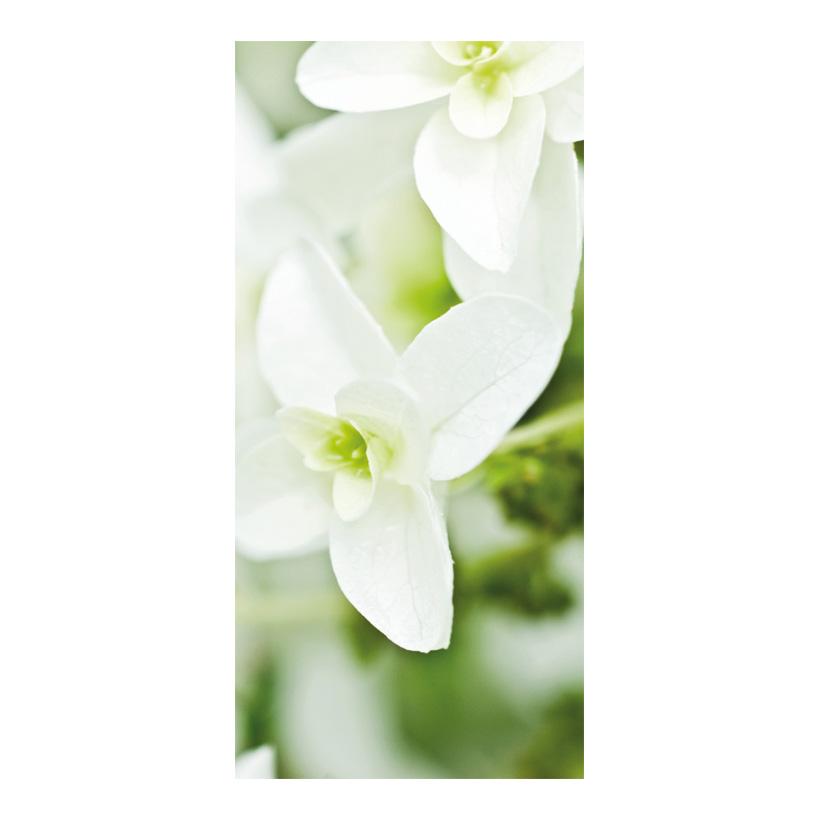 "# Motivdruck ""Blütentraum"", 180x90cm Stoff"