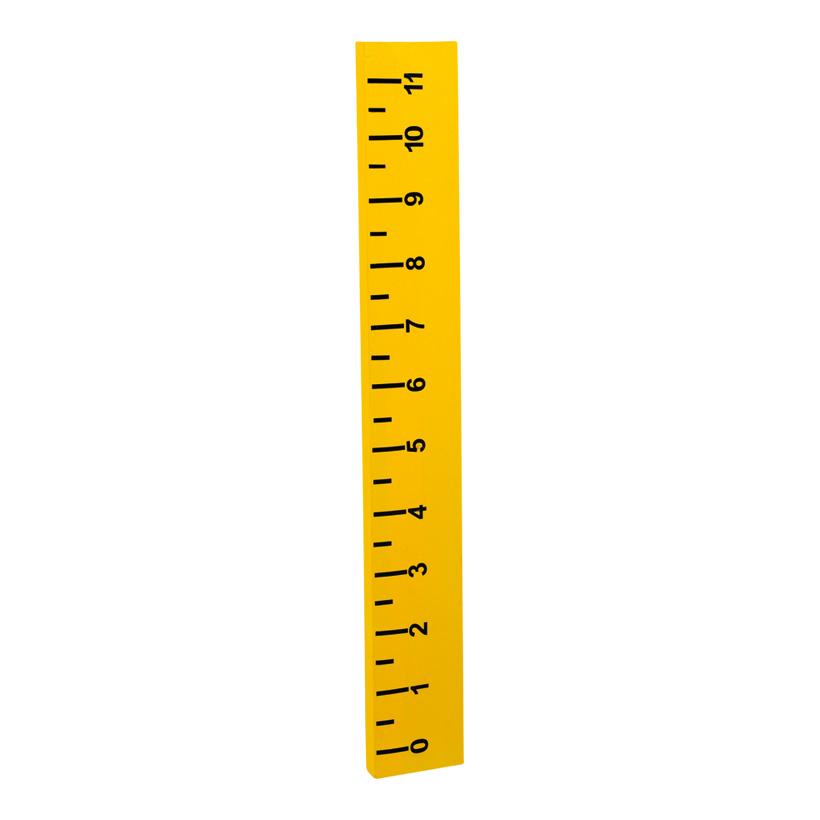 # Lineal, 60x8cm, Styrodur-wasserabweisend