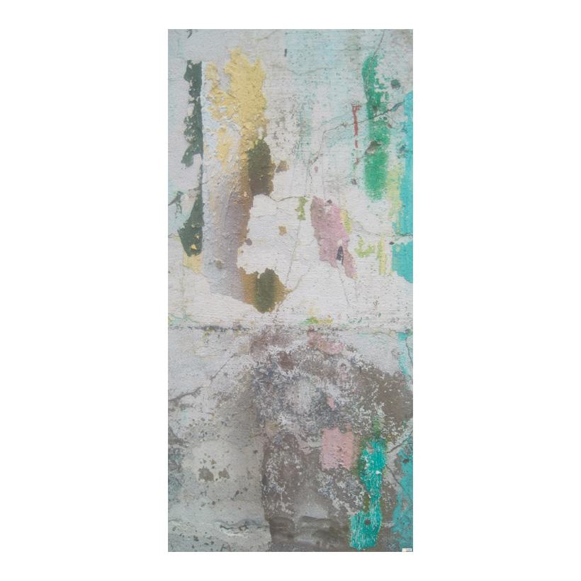 """# Motivdruck """"alter Wandanstrich"""", 180x90cm Stoff"""