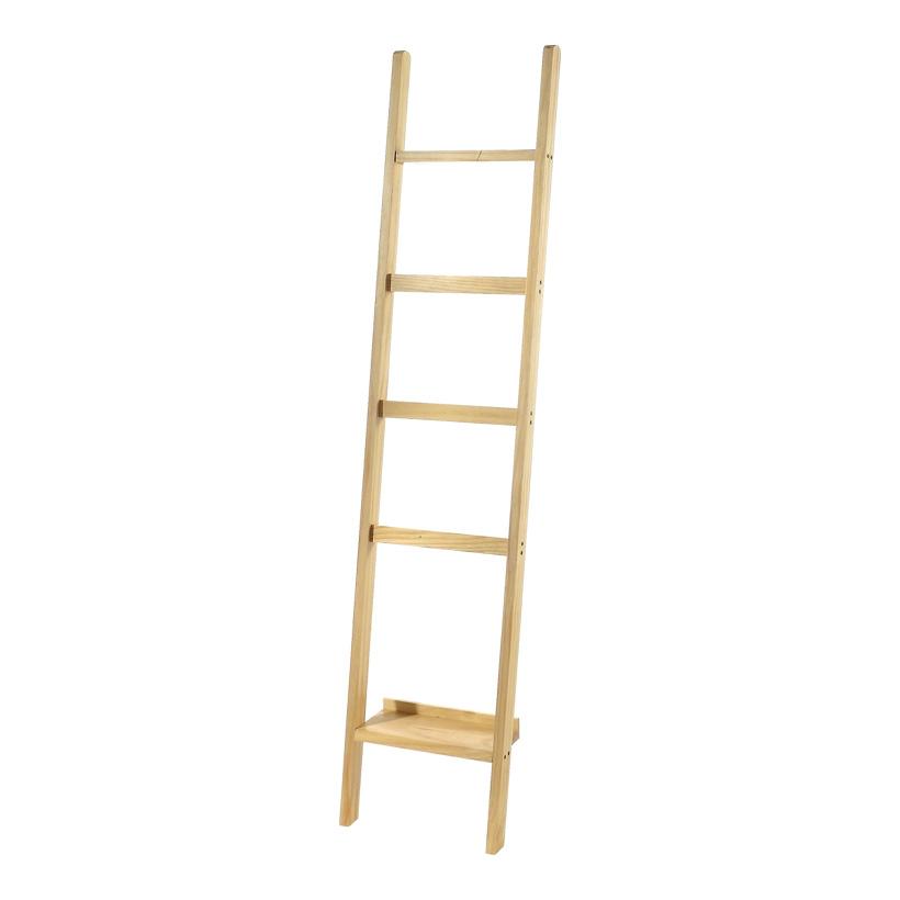 Leiterregal, 150x90x50cm, Holz